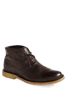 UGG® Australia 'Leighton' Chukka Boot (Men) available at #Nordstrom