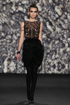 Nicole Miller - Fall/Winter 2014 Collection