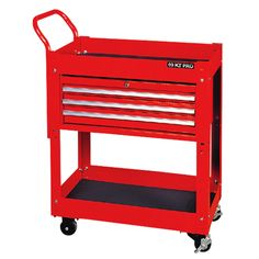KT PRO Roll Cart! B87441-3B #kingtonyamerica #ktpro #toolbox #toolchest #mightyseven