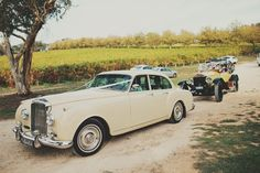 antique classic wedding cars with-this-ring