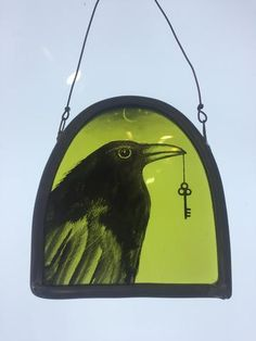 Debra has been a professional glass artist since after a year full time at glass college. She specialises in stained glass panels, traditionally painted and kiln fired, with some also engraved. Modern Stained Glass, Stained Glass Paint, Stained Glass Birds, Stained Glass Panels, Stained Glass Patterns, Leaded Glass, Mirror Mosaic, Mosaic Glass, Mosaic Wall