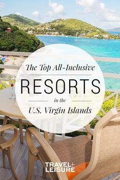 The Top All Inclusive Resorts In U S Virgin Islands