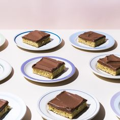 For extra texture, trick out your cake with rainbow or chocolate sprinkles, chopped candies, or your favorite cereal.