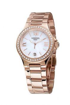 MR30250-02 - Vendoux Ladies Collection dames horloge