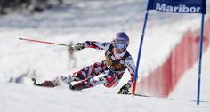 Michaela Kirchgasser - Alpine Race #weareskiing