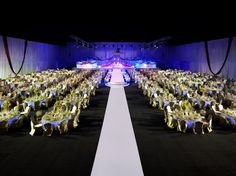 Madinat Jumeirah Resort, Dubai - Madinat Arena Wedding Set-up