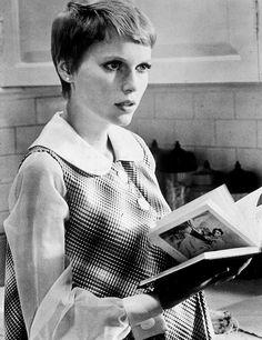 """Mia Farrow en """"La semilla del diablo"""", de Roman Polanski (1968)."""