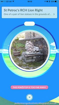 Cataloguing all of the PokeStop's and Gyms that Bodmin, Cornwall has too offer local trainers to get the most from Pokemon GO on iPhone and Android! Saint Nicholas, My Pokemon, Far Away, Wonders Of The World, Saints, Lion, Daddy, Street, Leo