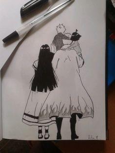 Naruto' family :-) Naruto Family, My Drawings, Art, Craft Art, Kunst, Gcse Art, Art Education Resources