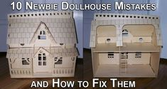 10 Mistakes Dollhouse Newbies Make and How To Fix Them