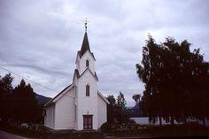 Hafsol kyrke Hafslo of 1878-Luster/Hordaland