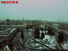 Liptovsky Mikulas - Slovakia Live webcams City View Weather - Euro City Cam #Slovakia #Slovensko #webcam #niceview #travel #beautifulplace #street #view #cestovné #ulice #počasie #city