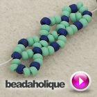 Tutorial - Videos: How to do Horizontal Netting Stitch in Beadweaving | Beadaholique