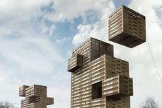 Architectuurfotograaf Filip Dujardin tart de zwaartekracht   Vanhaerents N.V. - Magazine