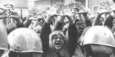 """Résultat de recherche d'images pour """"tract du mouvement de libération de la femme 1968"""""""