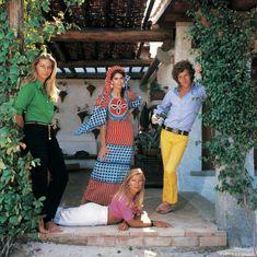 Photos: Slim Aarons's Italy, from Royalty to Villas to Sunbathing Beauties | Vanity Fair