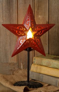 Primitive Star Electric Light