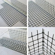 How to make wire mesh baskets