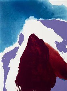 Untitled 3 (Dark Lavender)