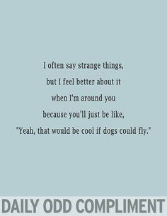 """""""Flying Dogs"""""""