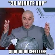 The Science of Sleep - 30 minute Nap - News - Thirty minutes does not a power nap make. Find out why here.