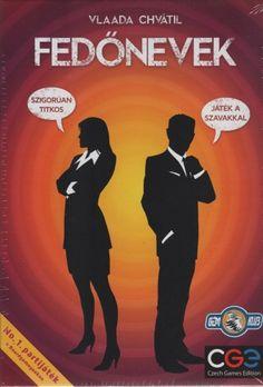 Fedőnevek (Codenames) társasjáték - Szellemlovas társasjáték webshop
