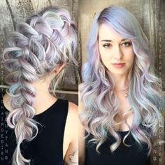 opal hair trend - Google Search