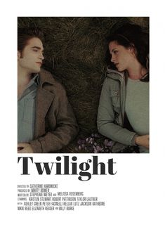twilight minimal/ alternate movie poster made by Lisa Pham Iconic Movie Posters, Minimal Movie Posters, Marvel Movie Posters, Disney Movie Posters, Movie Poster Art, Iconic Movies, Poster Wall, Titanic Movie Poster, Cinema Posters