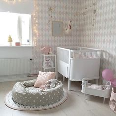 Baby girl room decorating ideas decor decoration for a modern chic nursery toddler rooms boy . Baby Nursery Themes, Chic Nursery, Baby Room Decor, Nursery Room, Girl Nursery, Girl Room, Nursery Decor, Nursery Ideas, Room Baby