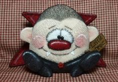 Check out this item in my Etsy shop https://www.etsy.com/listing/250450195/made-to-order-little-drac-vampire
