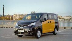 Voiture électrique : Le Nissan e-NV200 futur taxi de Londres