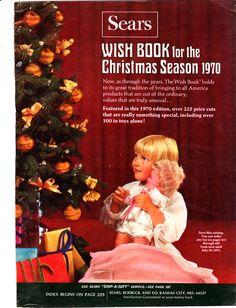Cover Sears Wish Book 1970