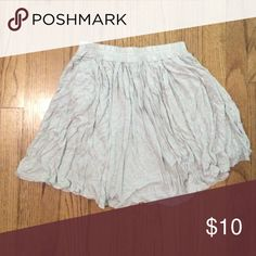 Brandy Melville Skirt worn once! super soft and in perfect condition! Brandy Melville Skirts