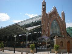 Mercado  de Colón by raolbaletco, via Flickr  #Valencia #Valencia #lameuaterreta