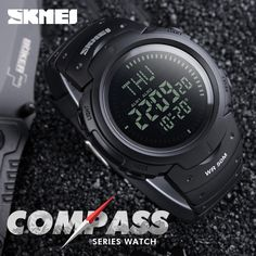 Like and Share if you want this  SKMEI Outdoor Sports Compass Digital LED Watches for Men     Tag a friend who would love this!     FREE Shipping Worldwide | Brunei's largest e-commerce site.    Get it here ---> https://mybruneistore.com/2017-skmei-outdoor-sports-compass-watches-hiking-men-watch-digital-led-electronic-watch-man-sports-watches-chronograph-men-clock/