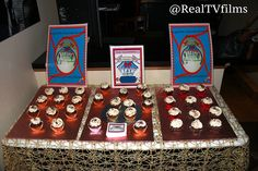 Bottoms Up Liquor Cupcakes, Glam In La La Land, Hollywood Improv by Real TV Films, via Flickr