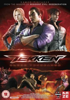 takes place between the events of Tekken 5 and Tekken 6, begins with Anna Williams setting up a decoy for her sister, Nina Williams, who is currently working with the new head of the Mishima Zaibatsu, Jin Kazama. Anna, on the other hand, works for Jin's father, Kazuya Mishima and its rival organization, G Corporation. Both are seeking information about a student named Shin Kamiya, and Anna dispatches a Chinese student Ling Xiaoyu to act as a spy, while Jin sends humanoid robot Alisa…