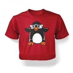 Penquin Glasses Shirt