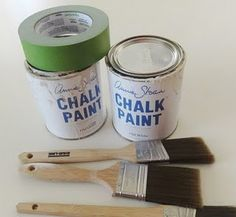 Annie Sloan Chalk Paint tutorial! Awesome!