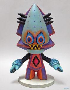 "Kaiju ""JERRY EATER"" by gumtaro"