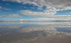 Salar de Uyuni (Bolivien) – der größte Salzsee der Welt