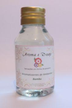 Aromatizantes de Ambientes. Perfumam e decoram o seu ambiente. Aromas: algas marinhas, lavanda, capim limão, mamãe bebê, erva doce, bambo, canela, alecrim.