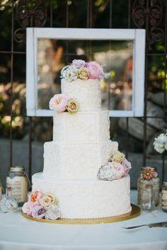 Photography by mariannewilson.net  Read more - http://www.stylemepretty.com/2012/07/25/american-idol-winner-lee-dewyze-marries-jonna-walsh-by-marianne-wilson/