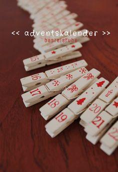 DIY adventskalender   made by feingemacht
