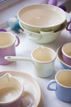 Riess enamelware ~ Handmade in Austria.