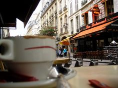 French perspective. Paris.