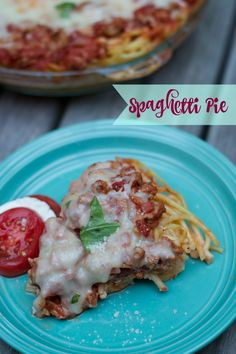 Need a quick weeknight dinner?  Then you need this Spaghetti Pie Recipe http://stayingclosetohome.com/spaghetti-pie-a-first-but-not-last-for-me-2/