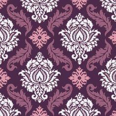 Joel Dewberry - True Colors - Damask in Violet