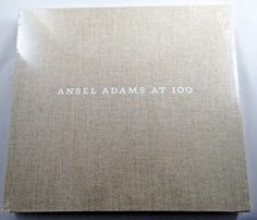 Ansel Adams at 100 by John Szarkowski Slipcase Book + Print STILL SEALED! NEW.  Available at BooksBySam.com