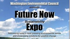 Washington Environmental Council's Future Now Environmental Expo- Today 11am-3pm Washington Depot.  Come on down... ASAP! will be there stop by and say hi!